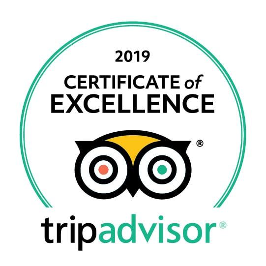 sea trips reykjavík - certificate of excellence