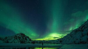 Sea Trips - Northern Lights and Whale Watching on a yacht in Iceland